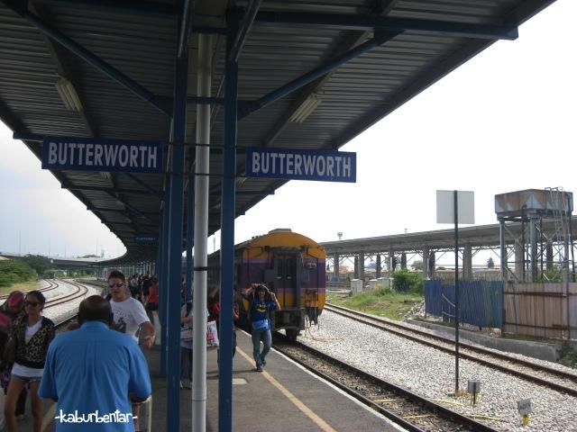 Stasiun Butterworth