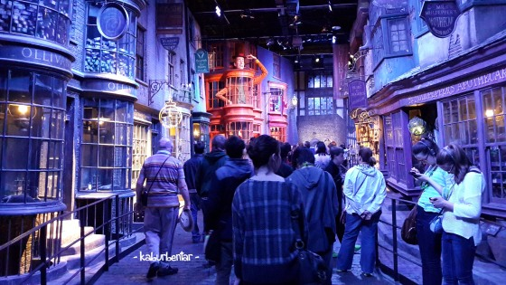 Replika Diagon Alley