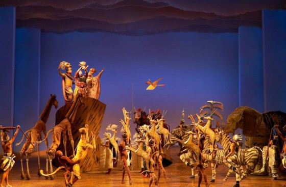 lion king london-theatreland