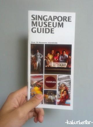 Singapore Museum Guide