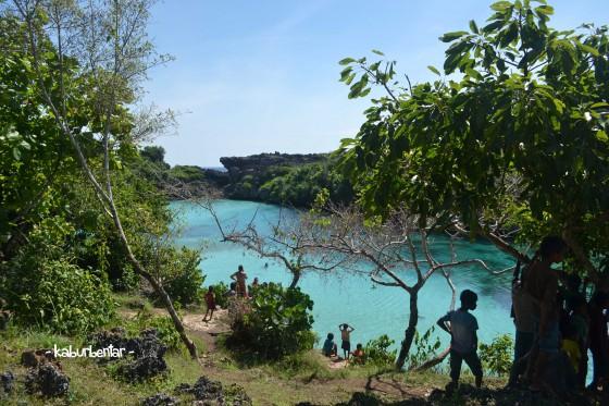 Weekuri lake, a hidden paradise