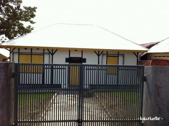 Rumah pengasingan Bung Karno di Ende