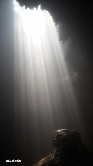 """Orang menyebutnya """"cahaya dari surga"""""""