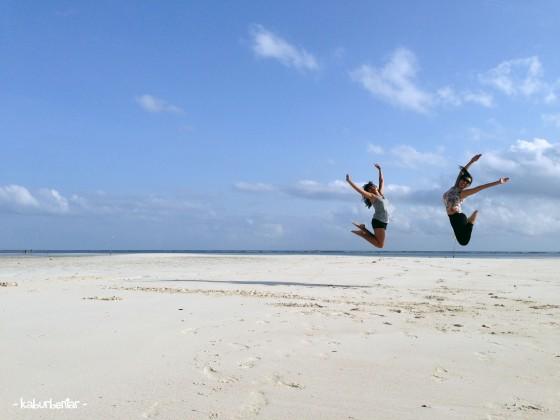 leap of joy walakiri